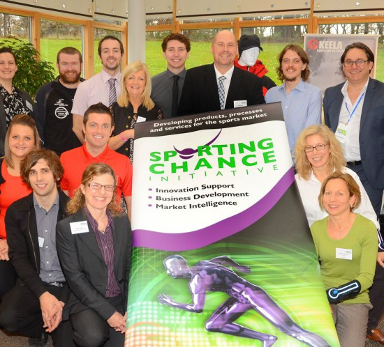 Sporting Chance Initiative PR